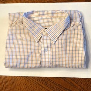 Croft & Barrow Checkered Dress Shirt